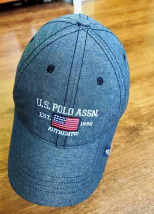 Бейсболка кепка u.s. polo assn