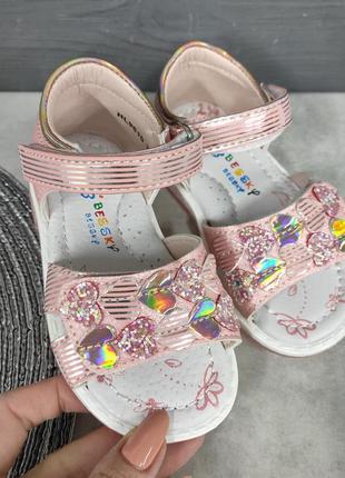 Босоножки для девочки босоніжки для дівчинки