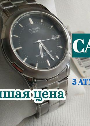 Акция. Наручные часы CASIO MTP-1219A мужские