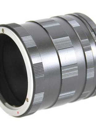 Макро кольца адаптер Реверсивные макро адаптеры Canon Nikon So...