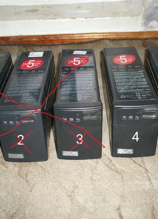 Источник бесперебойного питания ИБП Powercom BNT