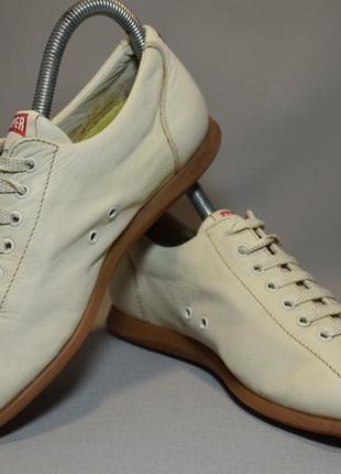 Кроссовки camper туфли женские кожаные. марокко. оригинал. 37 ...