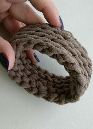 Плетёный браслет ручная работа