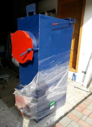 Газогенераторный, пиролизный, котел на твердом топливе 20 кВт