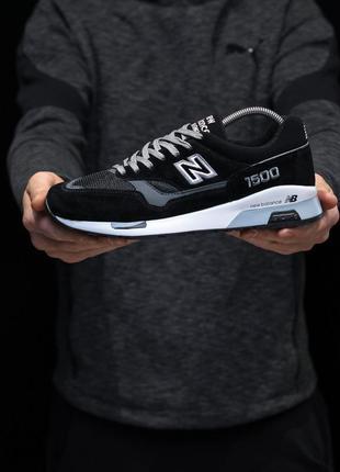 New balance 1500 black white