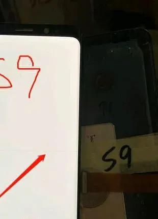 Samsung s9 s9+ s9 plus, s10, note 9 Дисплей, екран