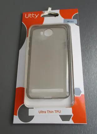 Чехол Utty для Huawei Y3 II ( LUA-U22 ) Ultra Thin TPU