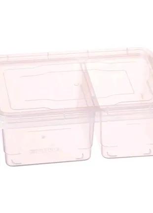 Контейнер пищевой TWIN №2 1,03 л (0,42+0,61)