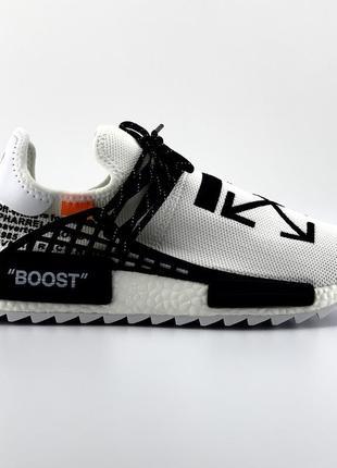 Adidas nmd off-white white black