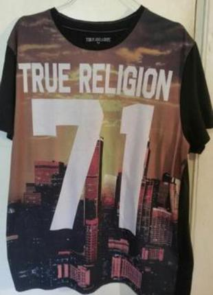 Футболка true religion origina