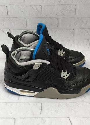 Баскетбольні кросівки nike air jordan 4 retro баскетбльные кро...