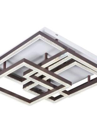 Светодиодная LED люстра  96W  с регулировкой яркос