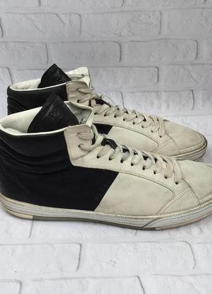Чоловічі кросівки prada мужские кроссовки кеды оригинал