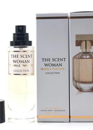 Парфюмированная вода для женщин версия hugo boss the scent for...