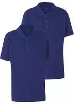 Новая футболка-поло джордж на 12-13 лет