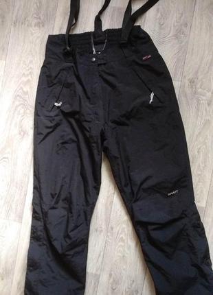 Штаны лыжные размер 48 мужские мембранные