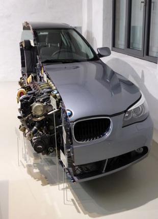 Разбор BMW E60 разборка 525D шрот бмв е 60 525 дизель