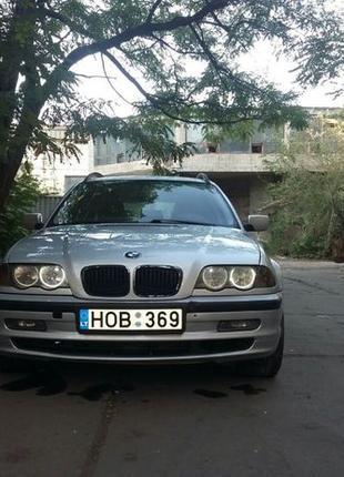 Разборка BMW e 46 touring 2001 года! 2 литра дизель Шрот бмв B...