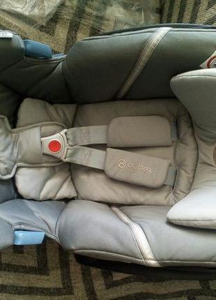Автокрісло автолюлька Cybex Aton 5 ( 0+, 0-18 міс, до 13 кг) Г...