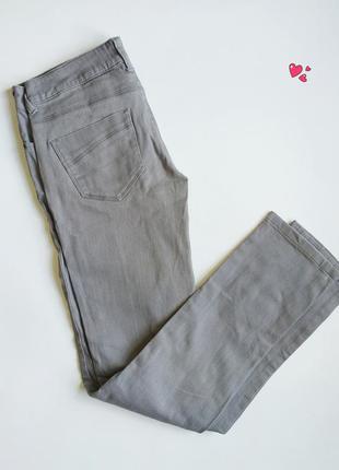 Джинсы  pimkie плотные,брюки светлые