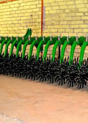 Производим и продаем ротационные бороны
