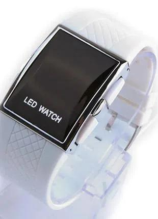 Часы наручные LED WATCH с силиконовым ремешком