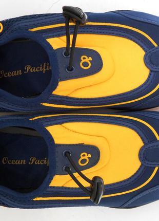 Аквашузы тапочки для кораллов и плавания  Ocean Pacific