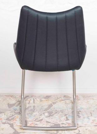 Кресло Corona черное Kolin