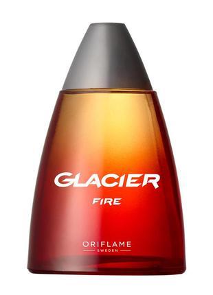 Туалетна вода glacier fire