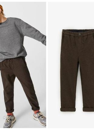 Стильні штани джогери для хлопчиків від zara іспанія