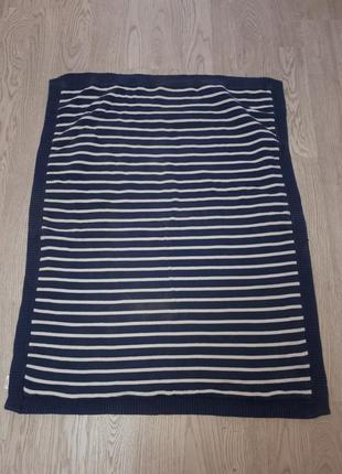 Одеяло в кроватку или коляску mothercare 0.8м×1м