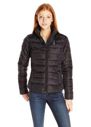 Куртка черного цвета u.s. polo assn. оригинал! цена в 3 раза м...