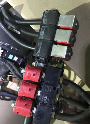 Гбо газ євро 4 на 6 целиндров bmw e39 e90 e60 газовое оборудовани