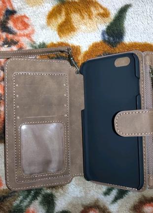 Чехол кошелек Iphone 6 6s