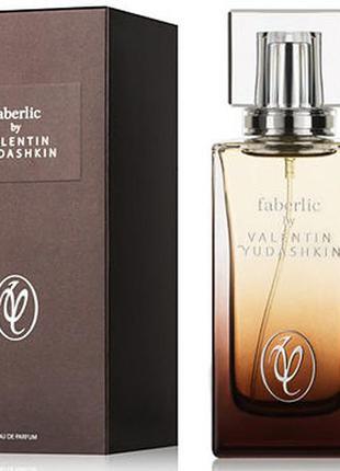 Парфюмерная вода валентин юдашкин для мужчин faberlic by valen...