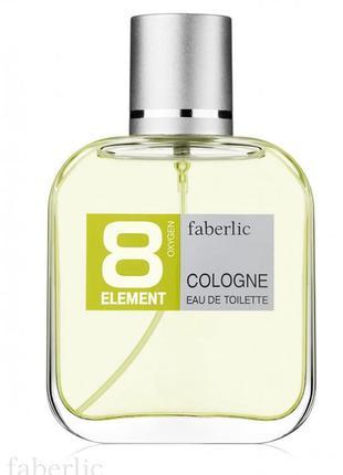 Туалетная вода для мужчин 8 element cologne 8 элемент колонь ф...