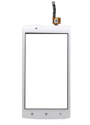 Тачскрин сенсор Lenovo A2010 Белый