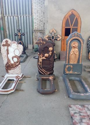 Памятники и тратуарная плитка