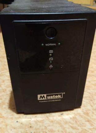 Mustek PowerMust 2212 LED Выходная мощность: 2200 ВА / 1200 Вт