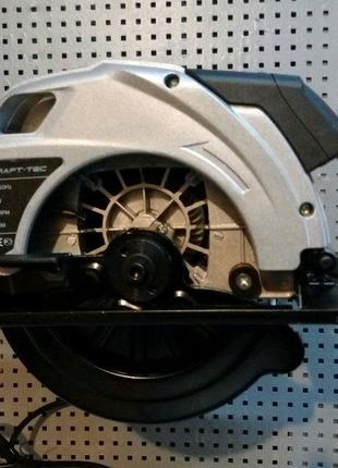 Дисковая пила Craft-tec PXCS-185  с лазером