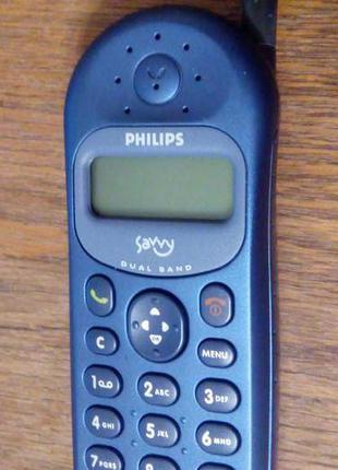 Мобильный телефон Philips Savvy db