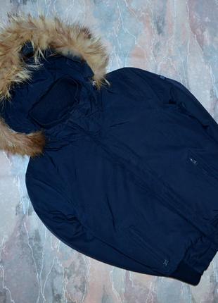 Зимняя куртка пуховик Woolrich