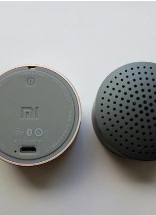 Портативная акустика Xiaomi Mi Portable Bluetooth Speaker