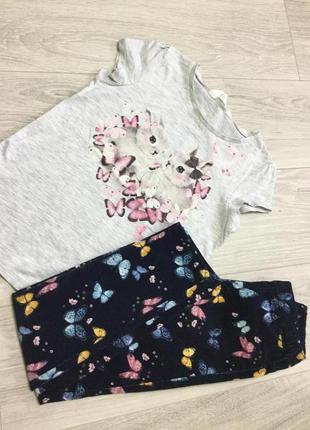 Одежда для девочки h&m