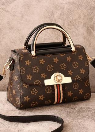 Женская сумка в тили луи виттон