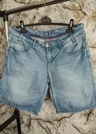 Супер женские джинсовие шорти большого размера