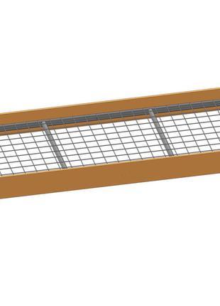 Каркас кровати со сварной сеткой 1900*800