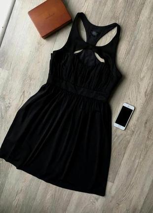 Женское вечернее нарядное платье topshop коктейльное шифоновое...