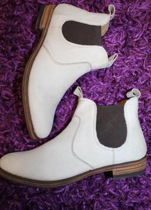 38 разм. ботинки - челси blackstone. кожа снаружи и внутри