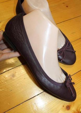 40 разм. next балетки кожа. очень красивые